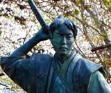 小次郎公園桜